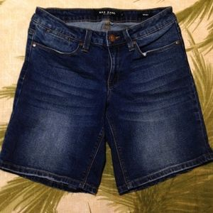 Max Jeans Short Jean Shorts Size 2